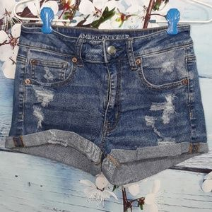 American Eagle Outfitters High Rise Short  Size 6